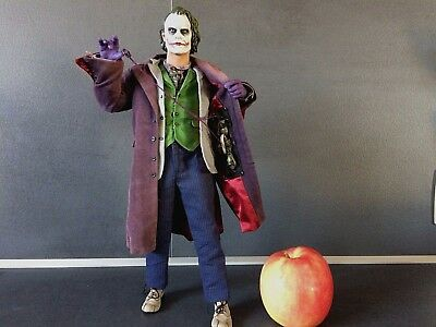 Hot Toys Joker Dx01 Extra True Type Body Batman Dark Knight