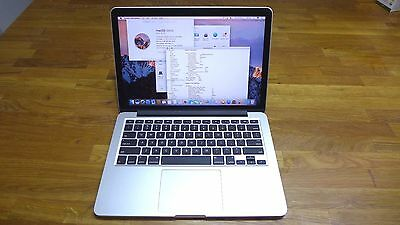"""Macbook Pro 13"""" 2015 8GB/256GB SSD (Excellent like new condition)"""