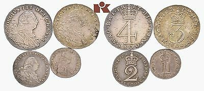 GREAT BRITAIN KING GEORGE II AR SIXPENCE Roses 1728 LONDON HIGH GRADE