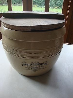 Superb antique Doulton and co Improved bread pan circa 1880