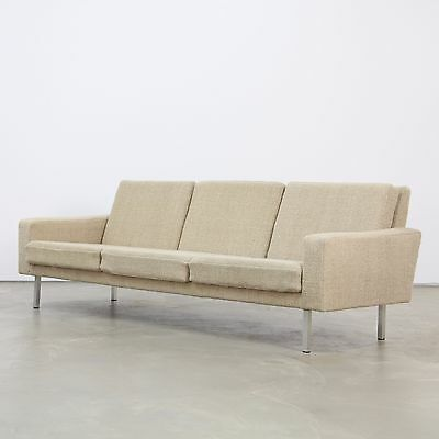 Sophisticated Lounge Sofa from the 1960s l Sofa ,60er I Style of Knoll, Cor