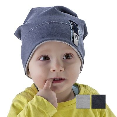 Colourful Brand New Soft Cotton Spring Hat For Boys Beanie Cool Modern Warm
