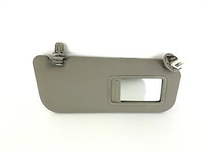Toyota Auris 2007-2010 Driver Side Front Right Sun Visor Stock No 373282