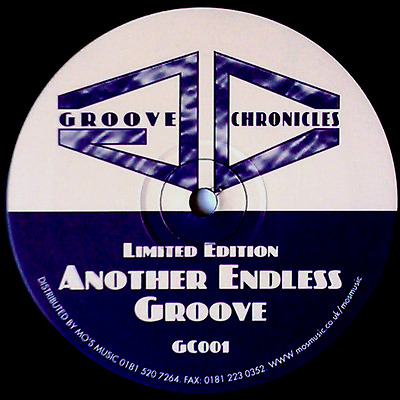 Groove Chronicles ‎– Another Endless Groove - Stone Cold - Groove Chronicle 001