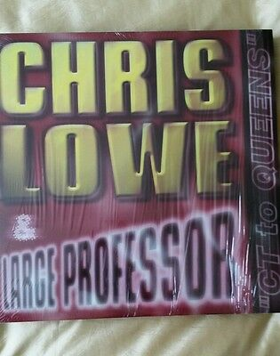Chris Lowe and large Professor CT to Queens 12""