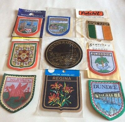 9 All Different Patches
