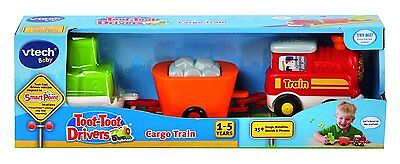 VTech Baby Toot-Toot Drivers Cargo Train with Wagons