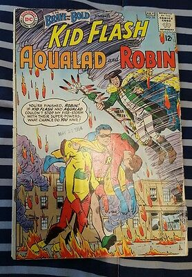 The Brave and the Bold #54 (Jun-Jul 1964, DC)