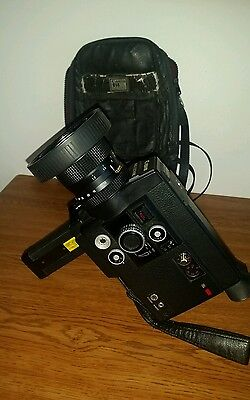 Working Canon 814Xl Electronic 8Mm Film Camera (Af 514Xl-S)
