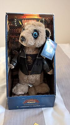 Vassily classic Compare the Meerkat toy by Compare the Meercat BNIB