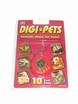 Digi Pets Electronic Virtual Pet Game (Assorted Colors) by Kids Only
