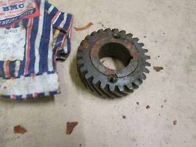 Morris Oxford Mo Crankshaft Gear Nos