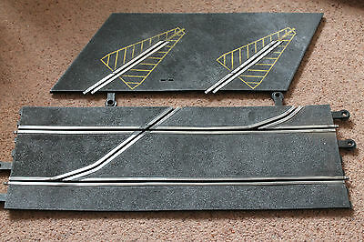 Rare Scalextric Classic Le Mans Start Track A251 With Launch Start Buttons