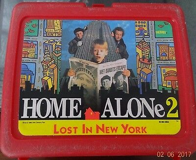 Home Alone 2 Lunch Pail
