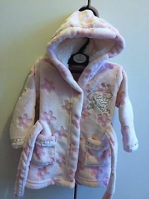 Disney Baby Size 3-6mths Dressing Gown