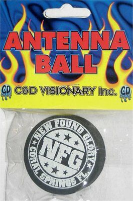 New Found Glory Coral Springs Florida Music Antenna Topper AB-0006