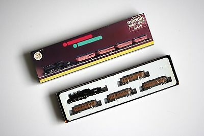 MÄRKLIN Z Mini-Club US Illinois Central 'Casey Jones' Train Set • 81419 • BNIB