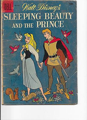 Sleeping Beauty and the Prince   four color #973