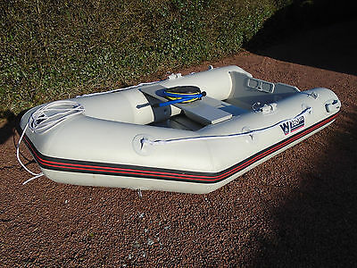 Wave Eco 260 Inflateable Dinghy