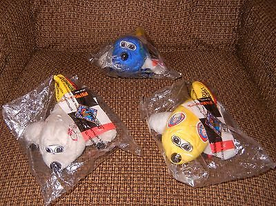 Lot of 3 Southwest Airlines Stuffed Toys