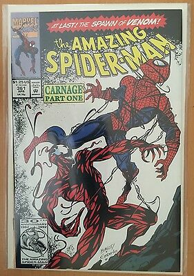 The Amazing Spider-Man #361 ⭐️ 1st First Carnage ⭐️ NM