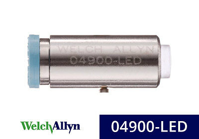 LED LAMP Upgrade Kit 3.5 V Coax WELCH ALLYN 04900-LED X 1 FOR OPHTHALMOSCOPES 11