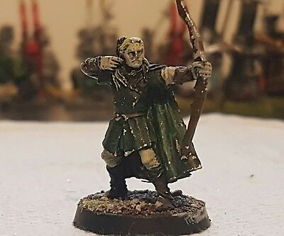 Warhammer lord of the rings Legolas Metal Painted joblot army