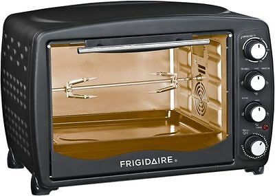Frigidaire 40 Liter Convection Rotisserie Toaster Oven 220 VOLTS OVERSEAS USE