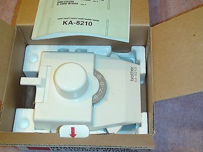 Knitting Machine Accessory:  Brother Intarsia Carriage 8210