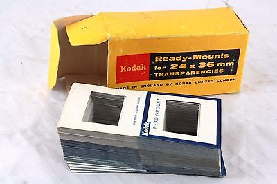 Kodak Ready Mounts for 24x36  Transparencies (35mm slides)