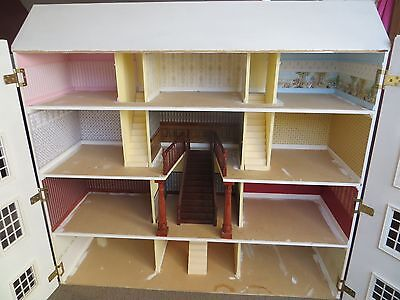 The Priory Dolls House, partly decorated