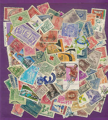 Nice lot of approx 80 nice used stamps from Latin America  C7