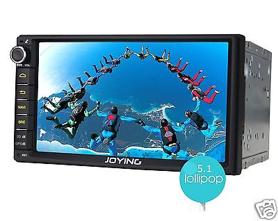 "Joying 7"" 2din Android 5.1 GPS/WiFi/SD"