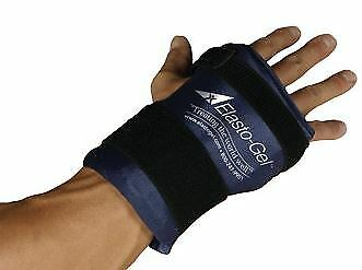 Elasto-Gel Hot and Cold Therapy Wrist Wrap - Sold Individually
