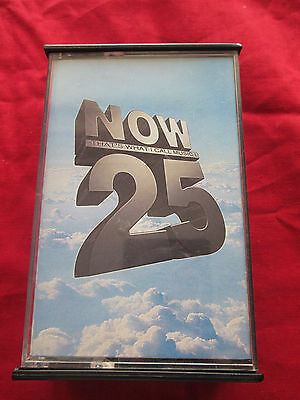 Now Thats What I Call Music 25 - 1993 Double Audio Cassette Album