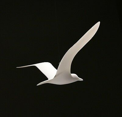 SEAGULL MOBILE Sculpture New direct from JOHN PERRY 14in Wingspan Soaring Upwing