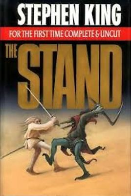 The Stand by Stephen King (1978, Hardcover, 1st Edition -- Complete and Uncut )