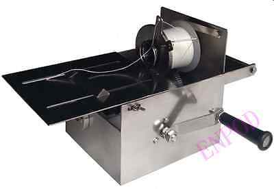 GOOD 42mm Stainless Steel Manual Hand-rolling Sausage Tying & Knotting Machine