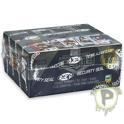 NRL 2015 RUGBY LEAGUE - Elite Trading Cards ~ Sealed Box (24ct) #NEW