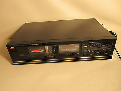 FISHER DAC 196, five CD changer - ( player- deck). (ref 670)