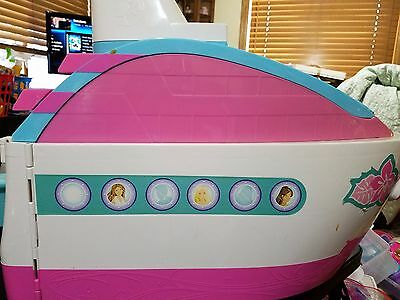 Barbie Doll Cruise Ship With Pool Buffet & Lots Accessories