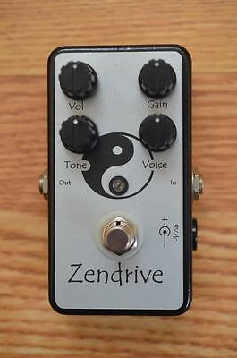 Hermida Audio Zendrive Overdrive Guitar Effects Pedal - Original Lovepedal