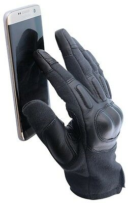 Police / Military & Tactical / Law Enforcement Gloves -  Goat aniline leather.