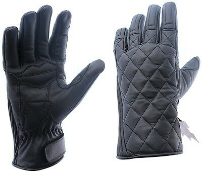Men's Fashion / Winter Gloves Genuine Cowhide leather - Touch enabled.