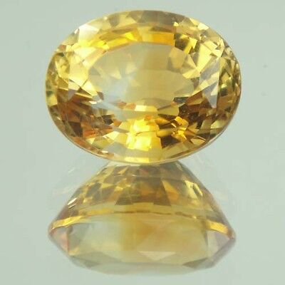 5.32 Cts ~ Natural Awesome! Golden Yellow AAA+ Citrine Loose Gemstone