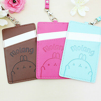 [MOLANG #SHOP] Necklace Type Card Holder KOREA OFFICIAL NEW