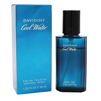 Davidoff Cool Water Man - Men 40 ml Eau de Toilette EDT