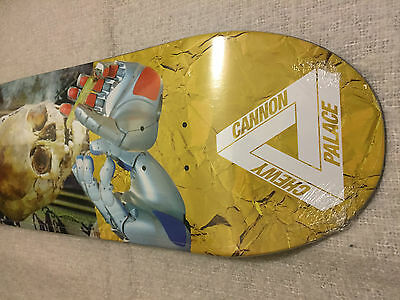 """PALACE 8.3"""" Chewy Cannon SANS ZOOTED II deck *NEW/SEALED Supra THRASHER SB POLAR"""
