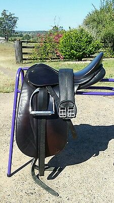 Bates Caprilli Dressage Saddle