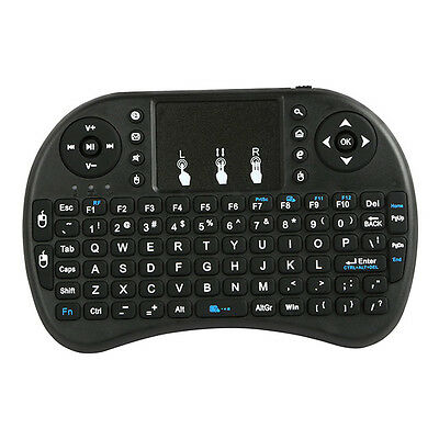 Multimedia Wireless Keyboard Keypad &Mouse Combo for PC Tablet Xbox 360 PS3 IPTV